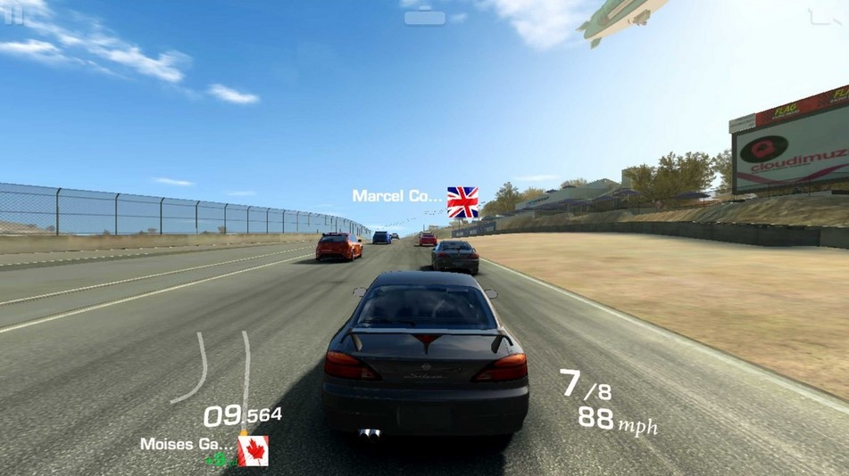 Game balap mobil Android (Android Central)