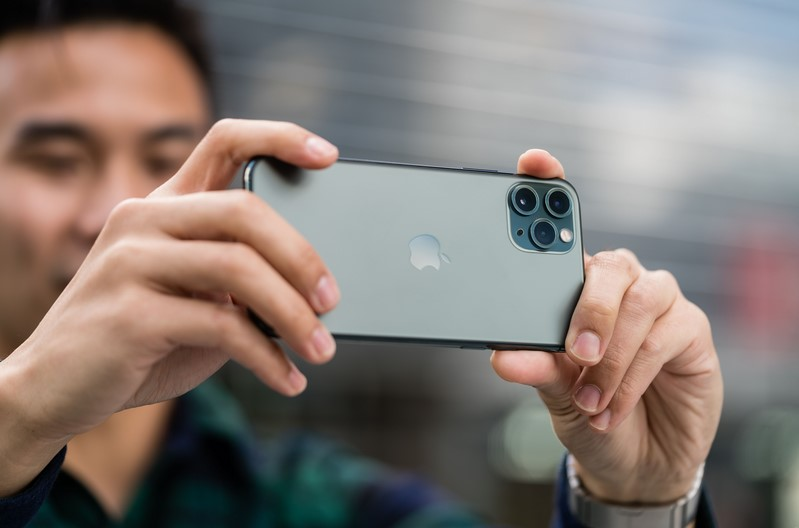 Foto dengan iPhone 11 Pro Max (Mashable)