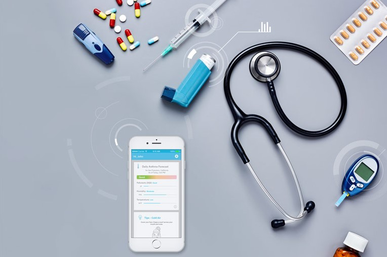 Startup kesehatan di Indonesia (PropellerHealth)