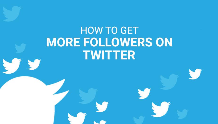 Cara menambah Followers Twitter dengan Cepat, Gratis dan Aman