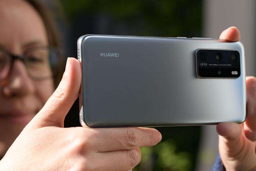 Kamera Huawei P40 Pro (DxOMark)