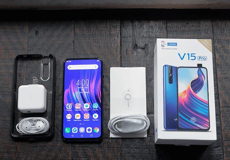 Unboxing Vivo V15 Pro (Gizguide)
