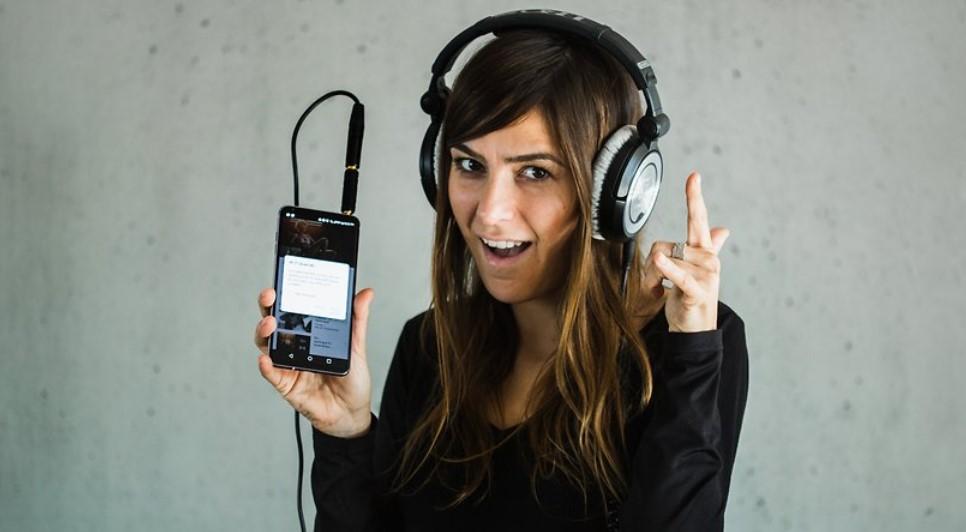 Cara meningkatkan kualitas suara Android (NextPit)