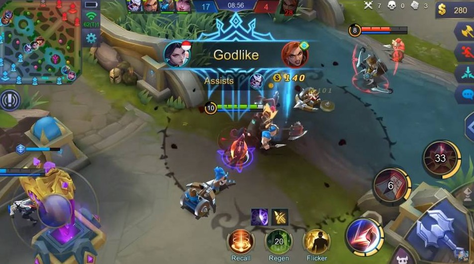 Gameplay Mobile Legends (PemmzChannel)