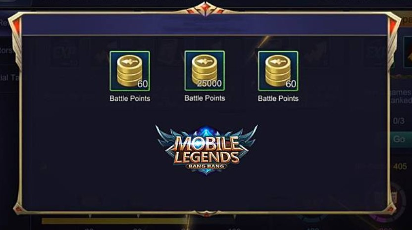 Battle Point Mobile Legends (Line)