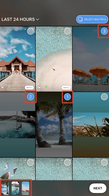 Cara Mudah Menggabungkan Foto Di Instagram Bisa Untuk Instastory Atau Feed Droila