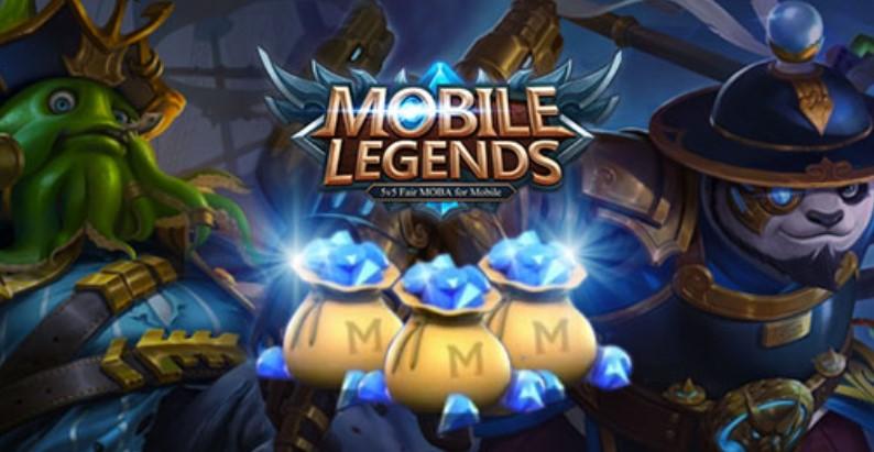 Diamond Mobile Legend gratis 2020 (GGWP_