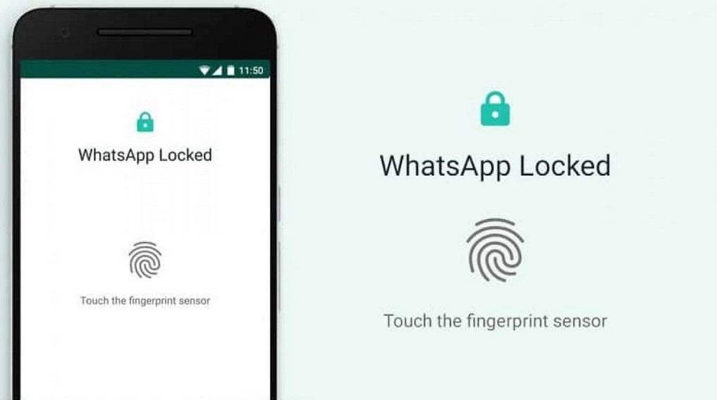 Lupa sandi WhatsApp (TheTechSuggest)