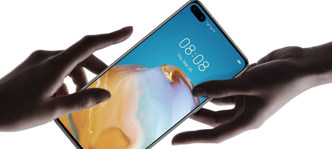 Tipe layar OLED pada Huawei P40 (Huawei)