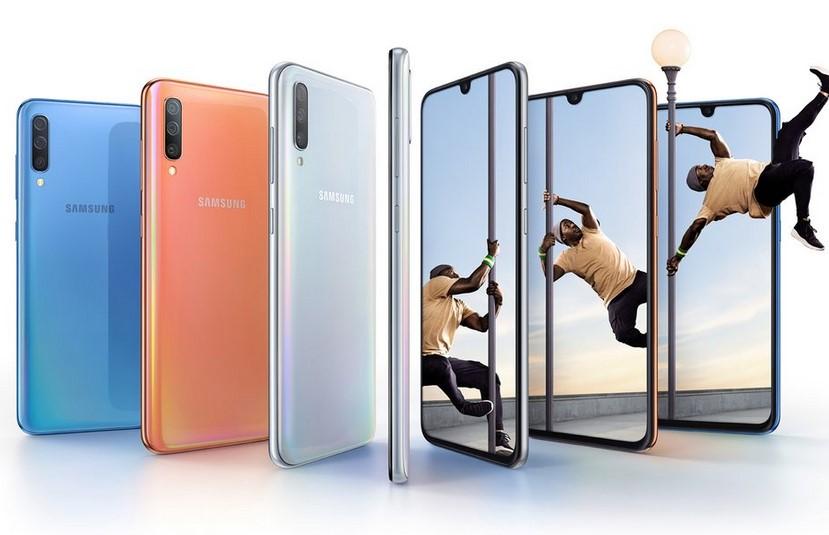 HP Samsung terbaru (PhoneArena)
