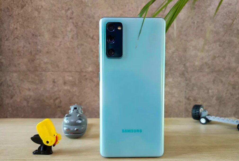 Kamera belakang Galaxy S20 FE (Smartprix)