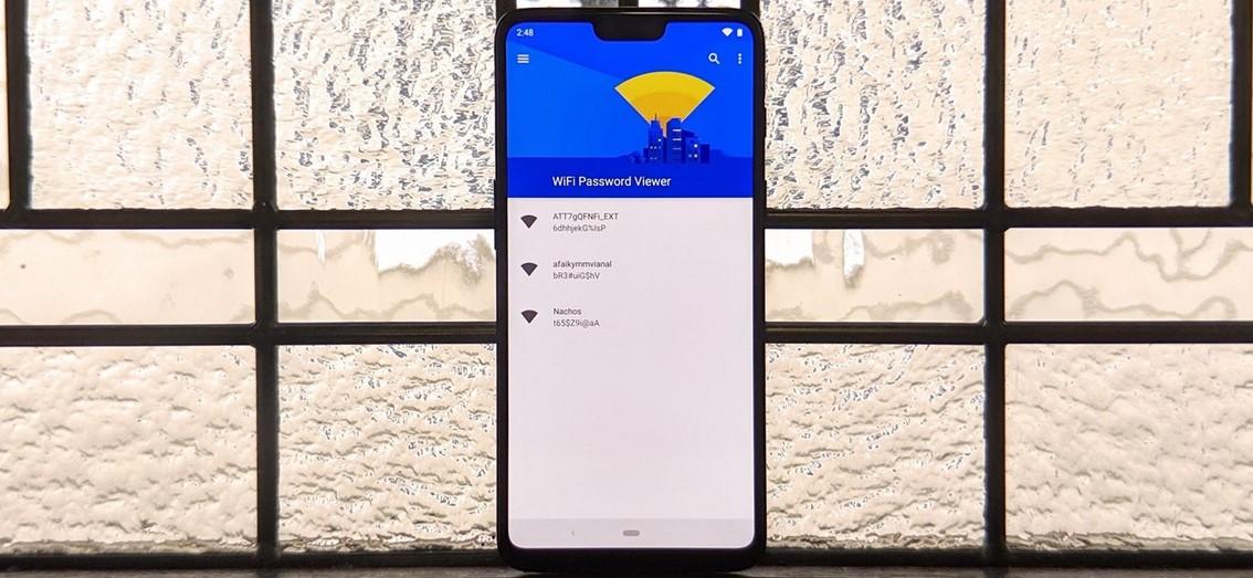 cara melihat password wifi yang sudah terhubung di android (Gadgethacks)