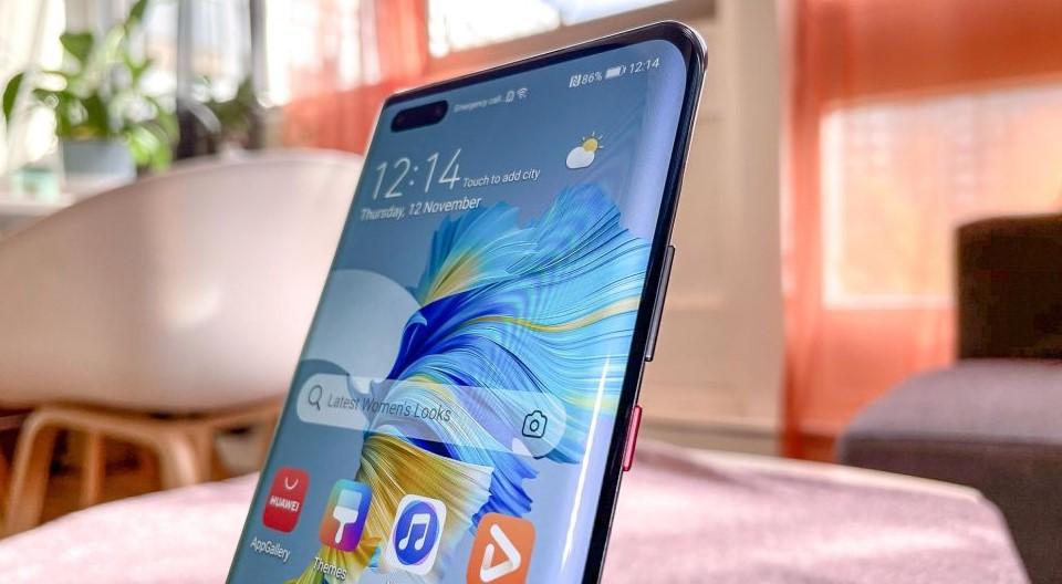 HP Huawei Mate 40 Pro (TomsGuide)