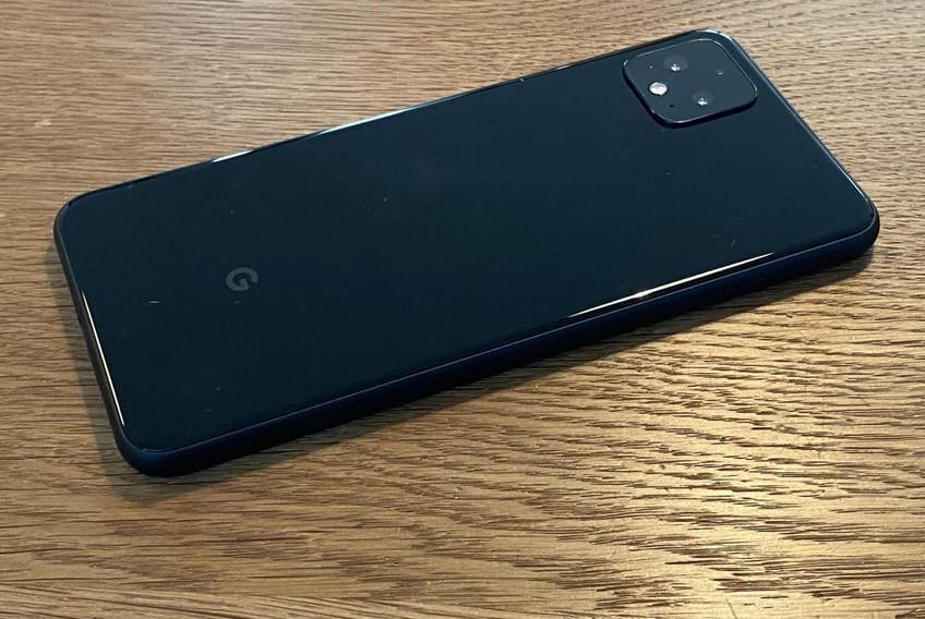 Google Pixel 5 (Forbes)