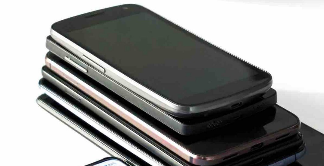 HP Android lawas (Fossybytes)