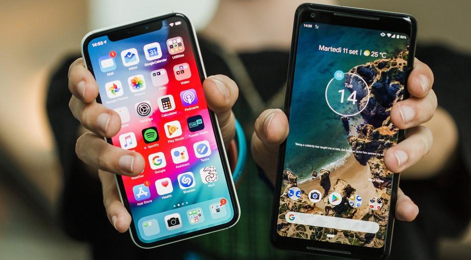 Perbedaan hardware Android dan iPhone (Medium)