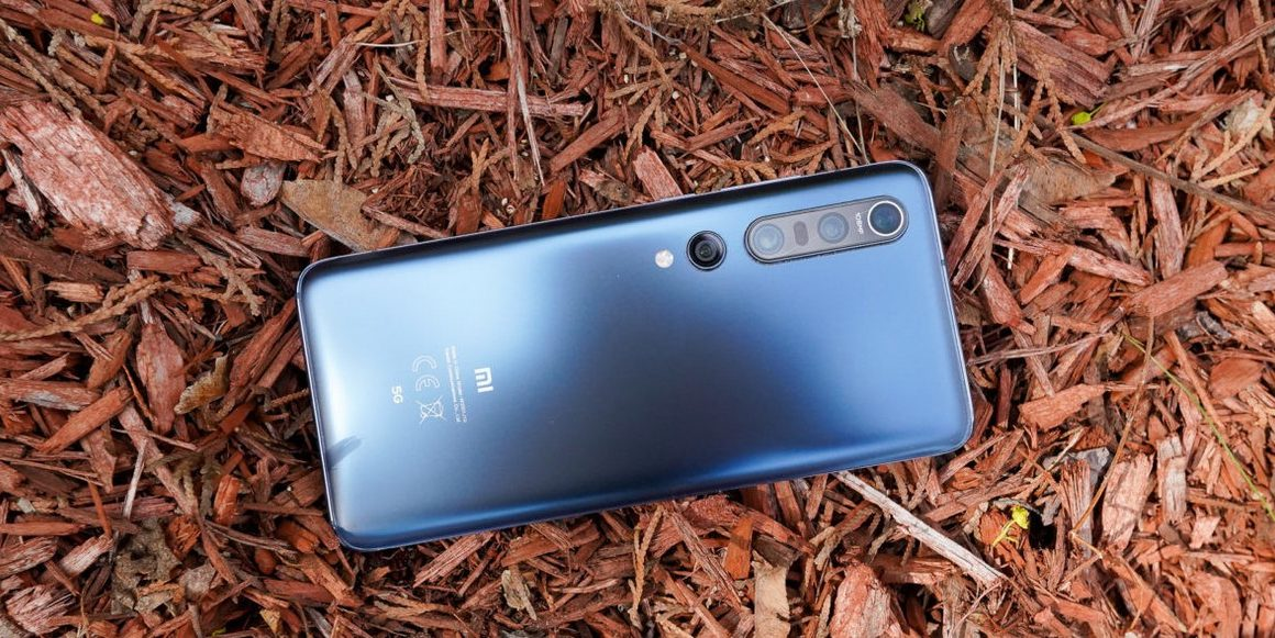 Xiaomi Mi 10 Pro (AndroidAuthority)