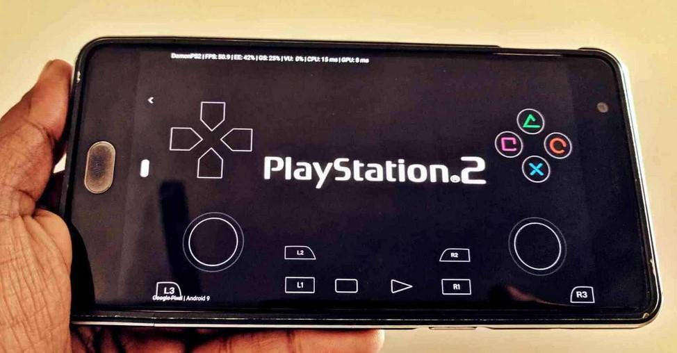 Cara bermain game PS2 di Android (Updato)