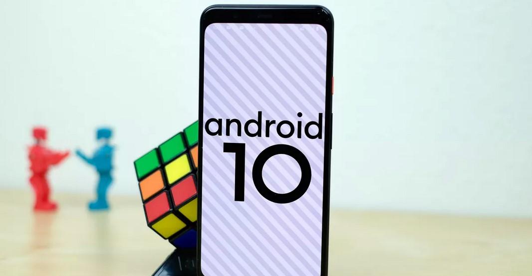 Fitur unggulan Android 10 (CBSIStatic)