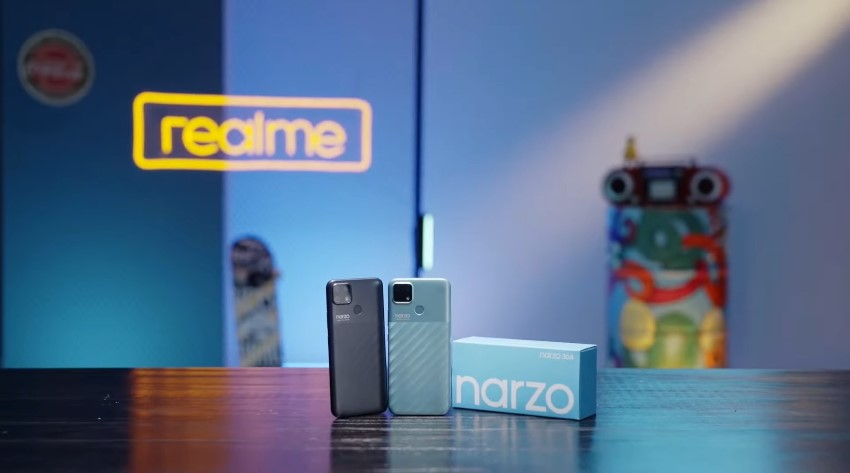 Kelebihan dan kekurangan Realme Narzo 30A(YouTube Realme Indonesia)