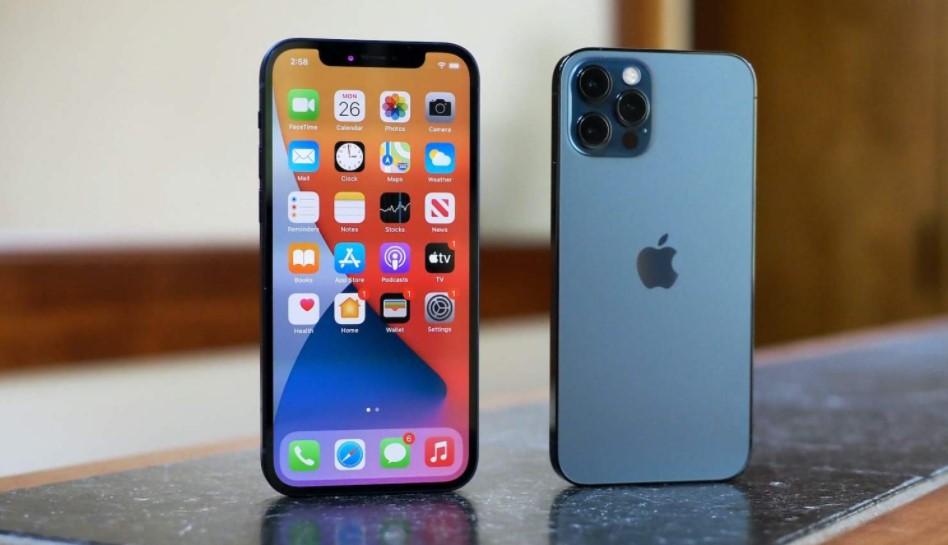 iOS 14.4 pada HP iPhone (Slashgear)