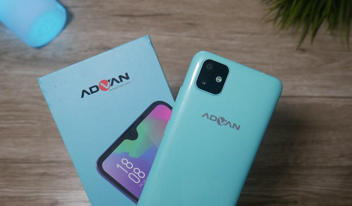 Review Advan G5 Elite 2021 (Facebook @Nano Tech Indo)