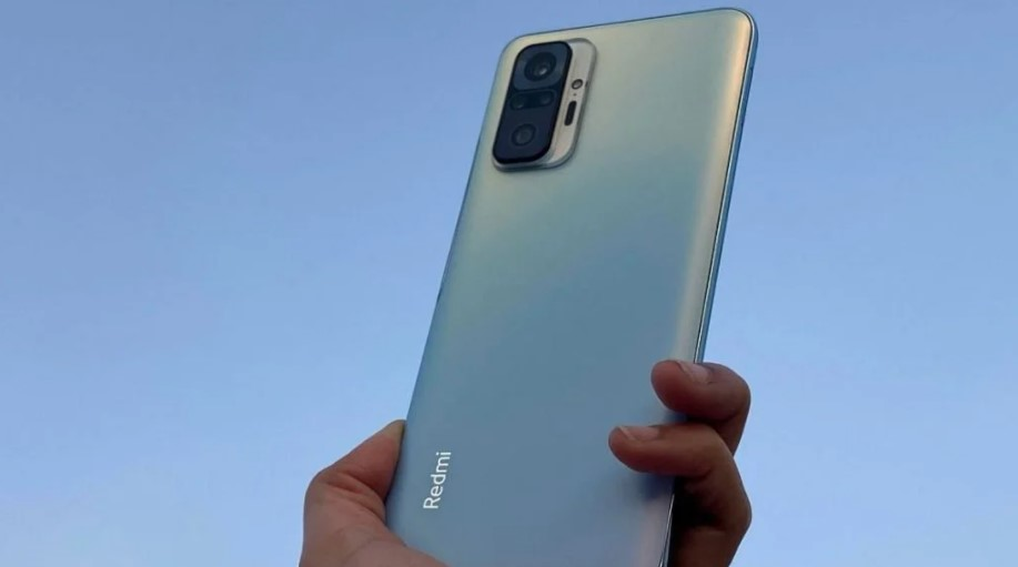 Review Redmi Note 10S (BGR)