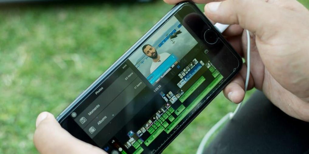 Aplikasi pengeditan video (Mojo-Manual)