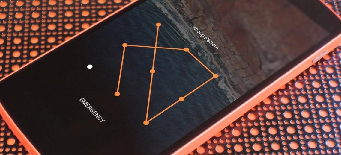 Cara membuat pola kunci layar hp yang rumit (Techilife)