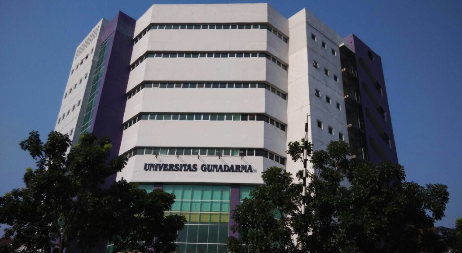 Universitas Gunadarma (Blogspot)