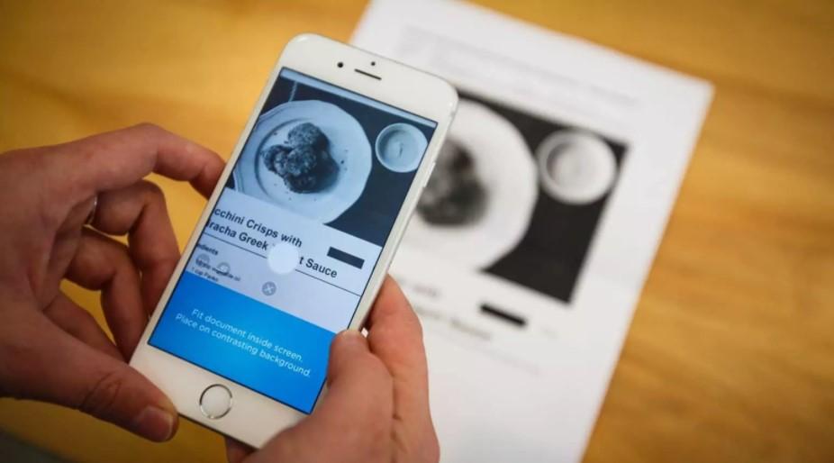 Aplikasi scan pdf di hp (Blog The Tech)