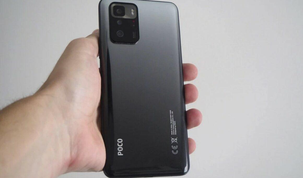 Kamera Poco X3 GT (Pocket-Lint)