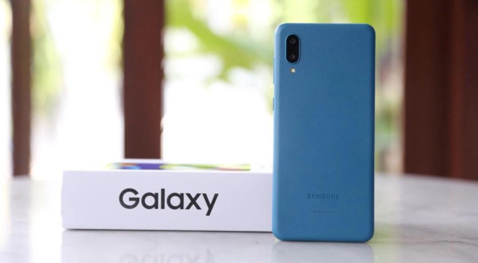 Kelebihan dan kekurangan Samsung Galaxy A02 (Eraspace)