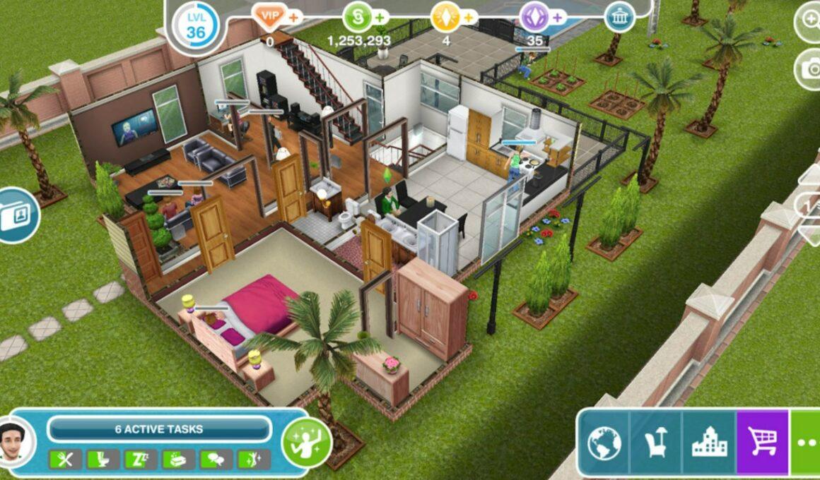 Game simulasi kehidupan (Android Authority)