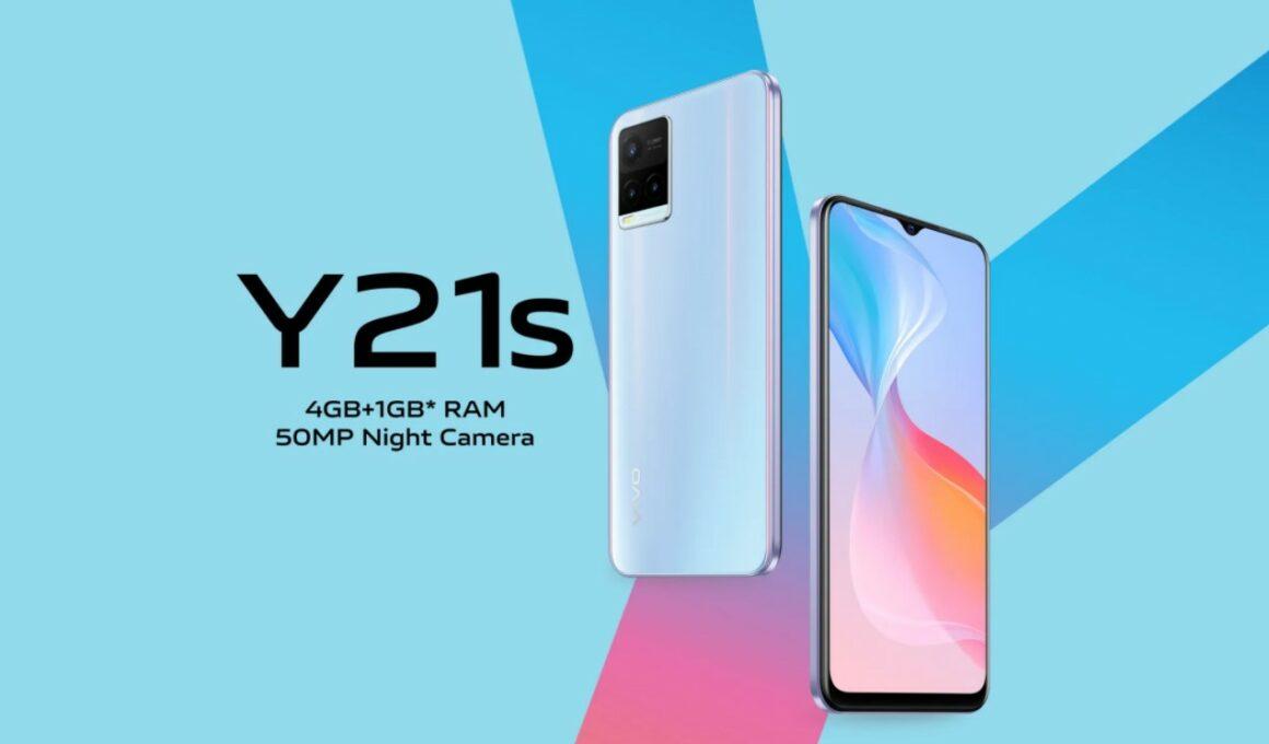 HP Vivo Y21s (Vivo Indonesia)