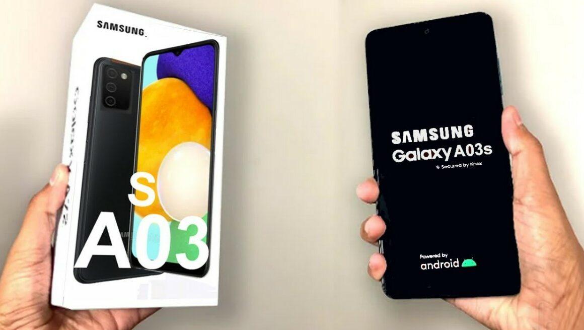 Kelebihan dan kekurangan Samsung Galaxy A03s (YouTube)