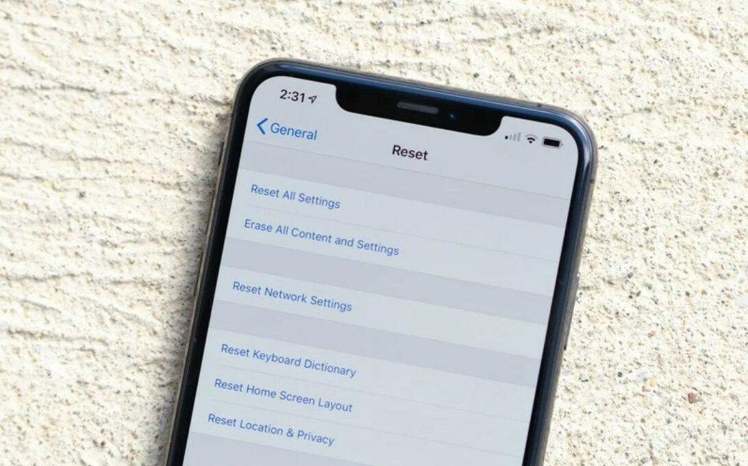 cara reset pabrik iphone (iMore)